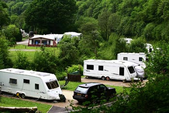 Hidden Valley Touring & Camping Park-West Down, Nr Ilfracombe