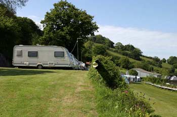Newberry Valley Camping  Caravan Park - Combe Martin