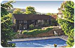 farm cottages, swimming pool & tennis court